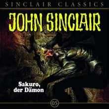 Jason Dark: John Sinclair Classics - Folge 05, CD