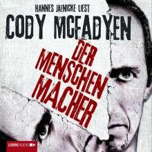 Cody McFadyen: Der Menschenmacher, 6 CDs