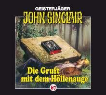 Jason Dark: John Sinclair - Folge 67, CD