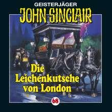 Jason Dark: John Sinclair - Folge 68, CD