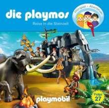 Florian Fickel: Die Playmos - Folge 27, CD