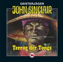 Jason Dark: John Sinclair - Folge 86, CD