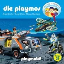 Simon X. Rost: Die Playmos - Folge 31, CD
