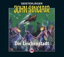 Jason Dark: John Sinclair - Folge 88, CD