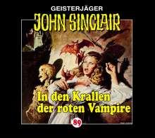 Jason Dark: John Sinclair - Folge 89, CD