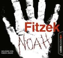 Sebastian Fitzek: Noah, 7 CDs