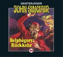 Jason Dark: John Sinclair - Folge 90, CD