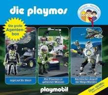 Simon X. Rost: Die Playmos, 3 CDs