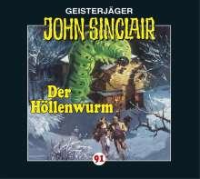 Jason Dark: John Sinclair - Folge 91, CD