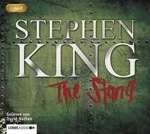 Stephen King: The Stand - Das letzte Gefecht, MP3-CD