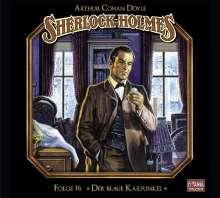 Arthur Conan Doyle: Der blaue Karfunkel, CD