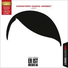 Timur Vermes: Er ist wieder da, MP3-CD