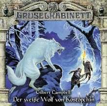 Gilbert Campbell: Gruselkabinett - Folge 107, CD