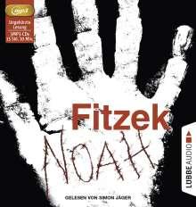 Sebastian Fitzek: Noah (3 MP3- CDs), 2 CDs