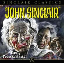 Jason Dark: John Sinclair Classics - Folge 32, CD