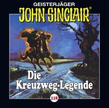 Jason Dark: John Sinclair - Folge 118., CD