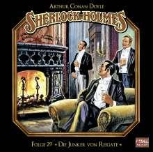 Arthur Conan Doyle: Sherlock Holmes - Folge 29, CD