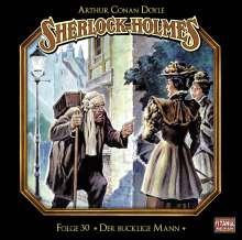Arthur Conan Doyle: Sherlock Holmes - Folge 30, CD
