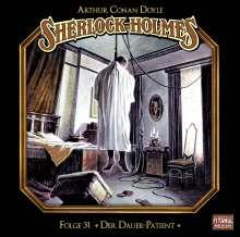 Arthur Conan Doyle: Sherlock Holmes - Folge 31, CD