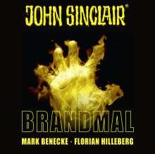 Mark Benecke: John Sinclair - Brandmal, 2 CDs