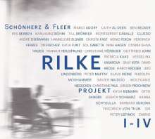 Rilke Projekt I-IV, 4 CDs