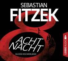 Sebastian Fitzek: AchtNacht, 6 CDs