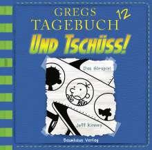 Jeff Kinney: Gregs Tagebuch 12, CD