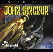 John Sinclair Classics - Folge 34, CD