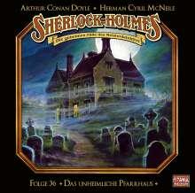 Arthur Conan Doyle: Sherlock Holmes - Folge 36, CD
