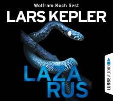 Lars Kepler: Lazarus, 8 CDs