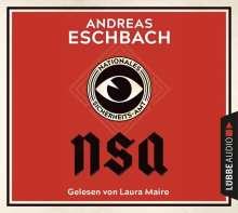 NSA - Nationales Sicherheits-Amt, 10 CDs