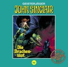 Jason Dark: John Sinclair Tonstudio Braun - Folge 65, CD