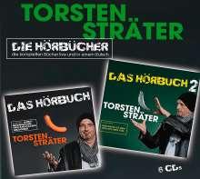Torsten Sträter (geb. 1966): Das Hörbuch 1 & 2, 6 CDs