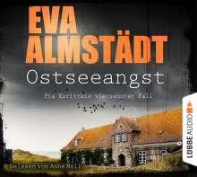 Eva Almstädt: Ostseeangst, 4 CDs