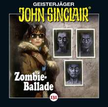 Jason Dark: John Sinclair - Folge 131, CD