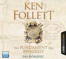 Ken Follett: Das Fundament der Ewigkeit, 6 CDs