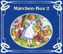 Titania Special: Märchenbox 2: Alice im Wunderland, 3 CDs