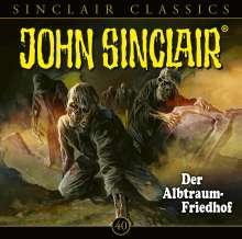 Jason Dark: John Sinclair Classics - Folge 40, CD