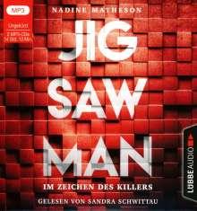Nadine Matheson: Jigsaw Man - Im Zeichen des Killers, 2 Diverse