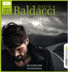 David Baldacci (geb. 1960): Doppelspiel, MP3-CD