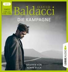 David Baldacci (geb. 1960): Die Kampagne, Diverse