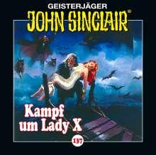 Jason Dark: John Sinclair - Folge 137, CD
