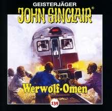 Jason Dark: John Sinclair - Folge 139, CD