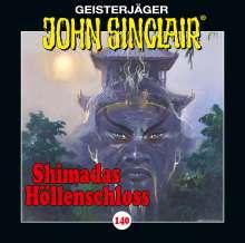 Jason Dark: John Sinclair - Folge 140, CD
