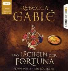 Rebecca Gablé: Das Lächeln der Fortuna - Das Hörspiel, 2 Diverses