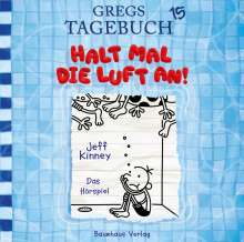 Gregs Tagebuch 15, CD