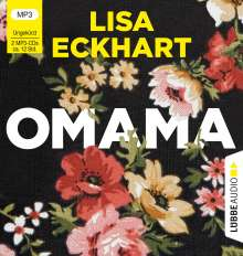 Lisa Eckhart: Omama, 2 MP3-CDs