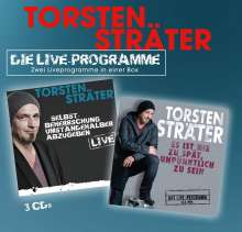 Torsten Sträter (geb. 1966): Die Live-Progamme, 3 CDs