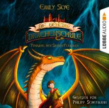 Emily Skye: Die geheime Drachenschule - Das Tribunal der Sieben Flammen, 2 CDs