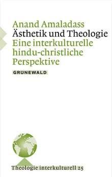Anand Amaladass: Ästethik und Theologie, Buch
